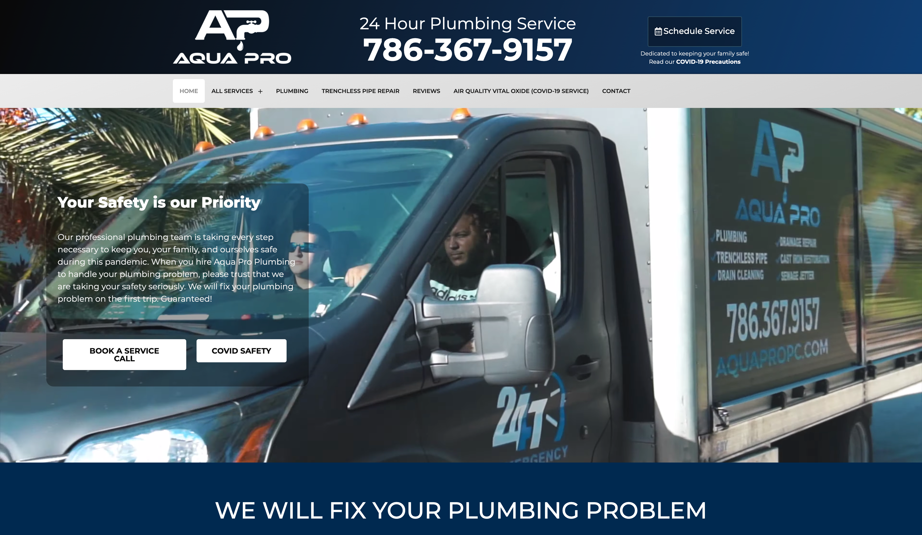 Aqua-Pro-Plumbing-Your-Miami-Plumber-Trenchless-Sewer-Repair-Contractor